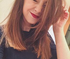 zoella, zoe sugg, and hair image