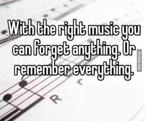 music, with memories, and with relax image