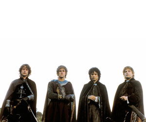 hobbit, frodo, and lord of the rings image