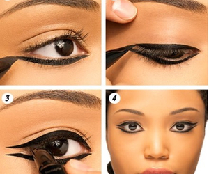 eyeliner and cleopatra image