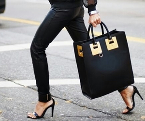 fashion, heels, and street image
