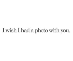 photo, love, and wish image
