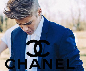 chanel, Hot, and justin bieber image