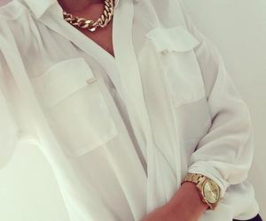 fashion, white, and style image