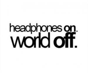 music, world, and headphones image