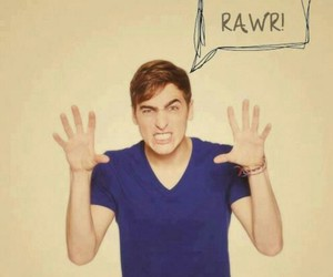 btr, Kendall, and rawr image