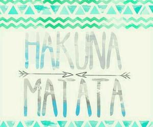 hakuna matata and wallpaper image