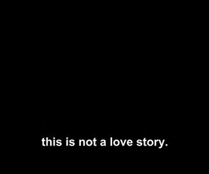 lovers, story, and love image