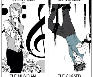 jem carstairs, the infernal devices, and will herondale image