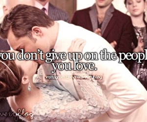 girl, love, and chuck bass image