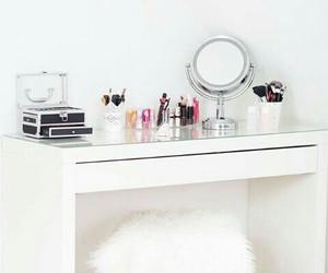 room, lipstick, and makeup image