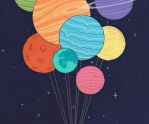 planets, wallpaper, and background image