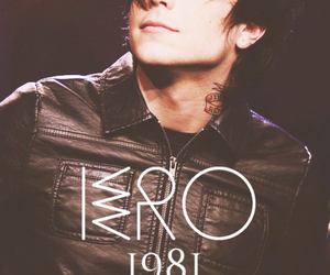 boy, guitarist, and iero image