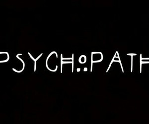 psychopath, black, and ahs image
