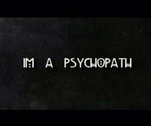 psychopath image