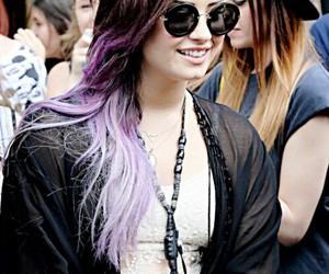 demi lovato and lovatic image