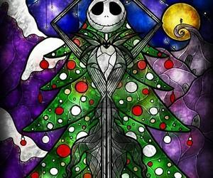 christmas, jack, and jack skellington image