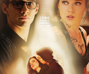 the mortal instruments, simon lewis, and izzy lightwood image
