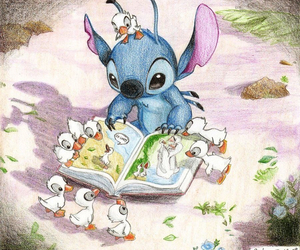 disney drawings and disney stitch drawings image