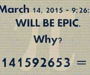 epic, march, and pi image