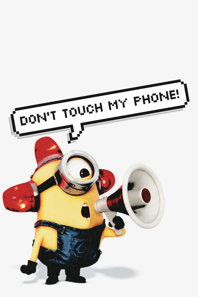 24 Images About Don T Touch My Phone On We Heart It