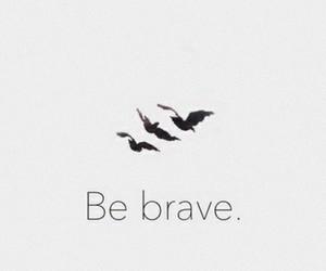 divergent, brave, and tris image