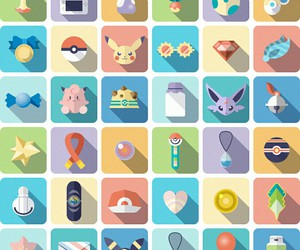 background, pokemon, and wallpaper image