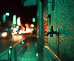 canada, movie film, and night photography image