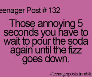 teenager post, soda, and funny image