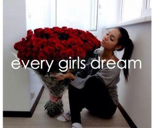 love, girl, and Dream image