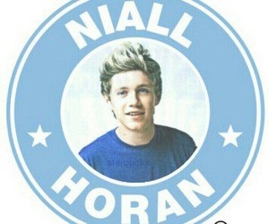 niall horan, one direction, and overlay image