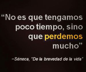 tiempo, mucho, and quotes image