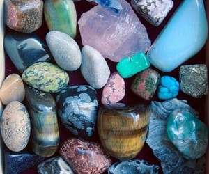stone, rock, and crystal image