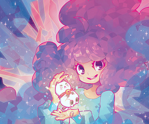 bee and puppycat, anime, and kawaii image