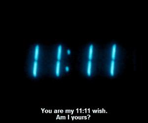 wish, 11:11, and gif image