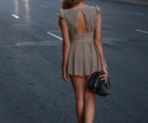 fashion, dress, and street image