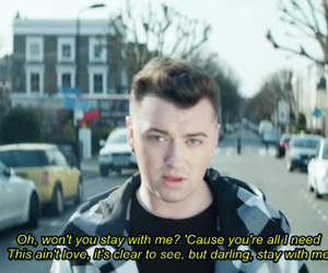 stay with me and sam smith image