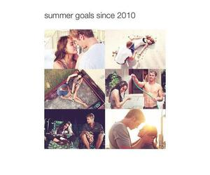 goals, miley, and summer image