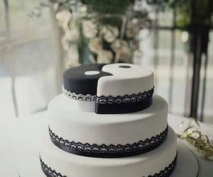 beautiful, cake, and eat image