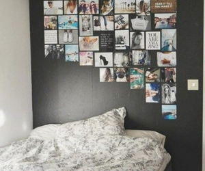 room, bedroom, and photo image