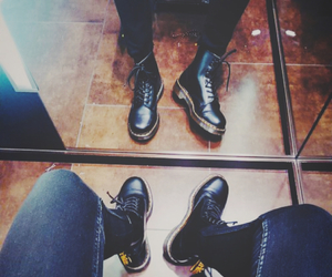 boots, fav, and blacky image