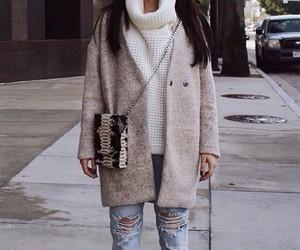 bag, girl, and acsessorise image