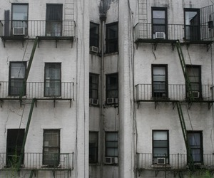 grunge, pale, and building image