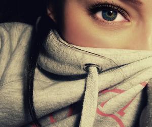 girl, eye, and eyes image