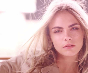 blonde, cara, and pretty image