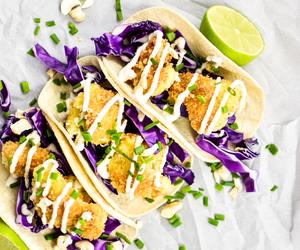 cauliflower, food, and healthy image