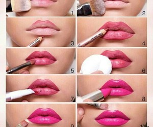 diy, perfect, and lips image