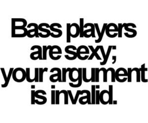 sexy, bass, and bass players image
