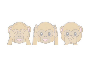 monkey, overlay, and emoji image