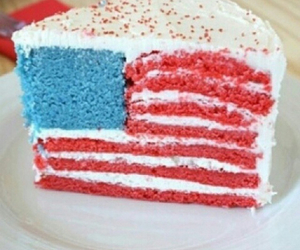 cake, sweet, and love image